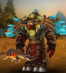 Level 90 Male Tauren Druid Wow Accounts for sale