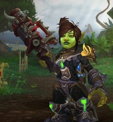 Level 90 Female Goblin Hunter Wow Accounts for sale