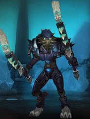 Level 90 Female Worgen Death Knight Wow Accounts for sale