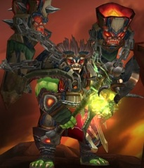 Level 90 Male Orc Shaman Wow Accounts for sale
