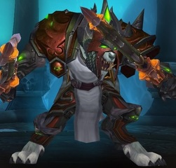 Level 90 Male Worgen Death Knight Wow Accounts for sale