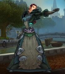 Level 90 Female Human Warlock Wow Accounts for sale