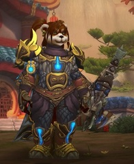 Level 90 Female Pandaren Hunter Wow Accounts for sale