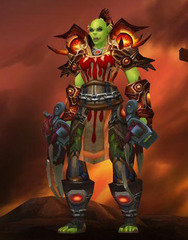 Level 90 Female Orc Shaman Wow Accounts for sale