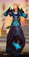 Level 90 Female Blood Elf Mage Wow Accounts for sale
