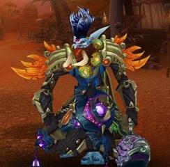 Level 90 Male Troll Druid Wow Accounts for sale