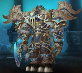 Level 90 Male Tauren Death Knight Wow Accounts for sale