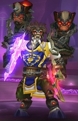 Level 90 Male Draenei Shaman Wow Accounts for sale