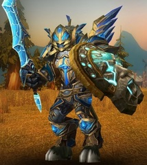 Level 90 Female Tauren Paladin Wow Accounts for sale