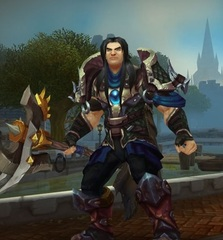 Level 100 Male Human Monk Wow Accounts for sale