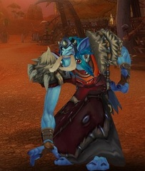 Level 100 Male Troll Warlock Wow Accounts for sale