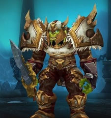 Level 100 Male Orc Death Knight Wow Accounts for sale