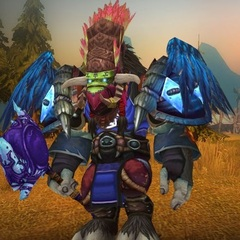 Level 100 Male Tauren Druid Wow Accounts for sale