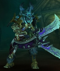 Level 100 Female Undead Warrior Wow Accounts for sale