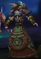 Level 100 Female Night Elf Monk Wow Accounts for sale