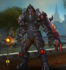 Level 100 Male Human Paladin Wow Accounts for sale