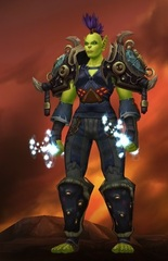 Level 100 Female Orc Rogue Wow Accounts for sale