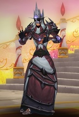 Level 100 Female Blood Elf Priest Wow Accounts for sale