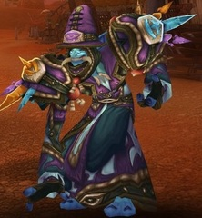 Level 100 Male Troll Mage Wow Accounts for sale