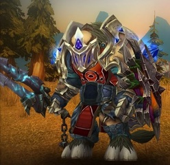 Level 100 Male Tauren Paladin Wow Accounts for sale