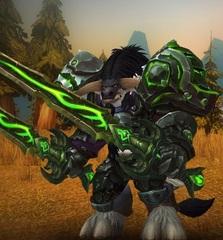 Level 100 Male Tauren Warrior Wow Accounts for sale