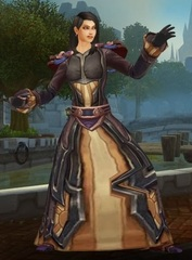 Level 100 Female Human Mage Wow Accounts for sale