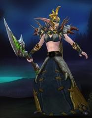 Level 100 Female Night Elf Druid Wow Accounts for sale
