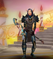 Buying WoW Account Level 85 Female Blood Elf Paladin (PvE)