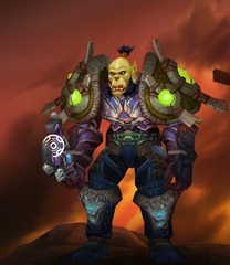 Buying WoW Account Level 80 Male Orc Shaman (PvP)