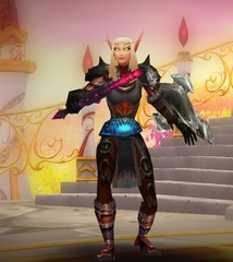 Cheap WoW Accounts Level 85 Female Blood Elf Paladin (PvP)