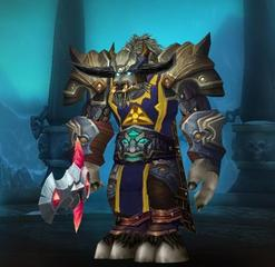 Buying WoW Account Level 85 Male Tauren Death Knight (PvP)