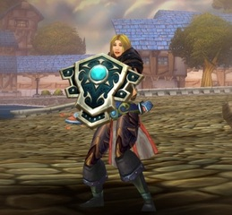 Cheap WoW Accounts Level 85 Female Human Paladin (PvE)