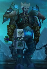 Cheap WoW Accounts Level 85 Male Draenei Death Knight (PvP)