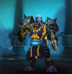 Buying WoW Account Level 85 Male Draenei Death Knight (PvE)