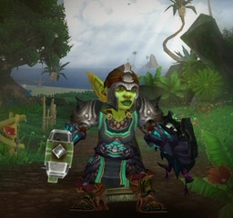 Cheap WoW Accounts Level 85 Female Goblin Warrior (PvE)