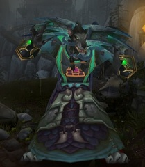 Cheap WoW Accounts Level 85 Male Worgen Warlock