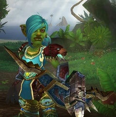 Cheap WoW Accounts Level 85 Female Goblin Hunter