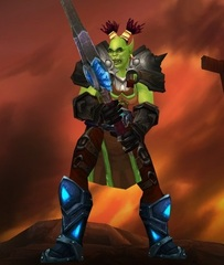 Cheap WoW Accounts Level 85 Female Orc Warrior