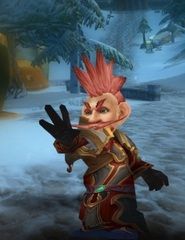Cheap WoW Accounts Level 84 Male Gnome Warlock