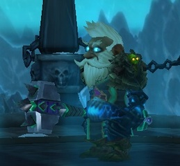 Buying WoW Account Level 85 Male Gnome Death Knight