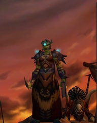 Cheap WoW Accounts Level 85 Female Orc Warlock