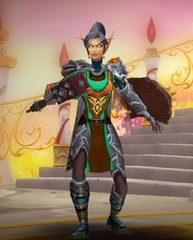 Cheap WoW Accounts Level 85 Female Blood Elf Paladin