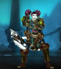 Cheap WoW Accounts Level 85 Female Undead Death Knight