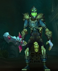 Buying WoW Account Level 85 Male Undead Warrior