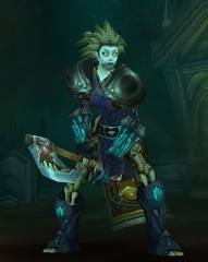 Cheap WoW Accounts Level 85 Female Undead Warrior