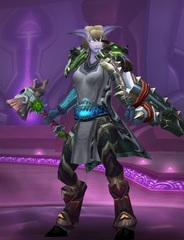 Cheap WoW Accounts Level 85 Female Draenei Paladin