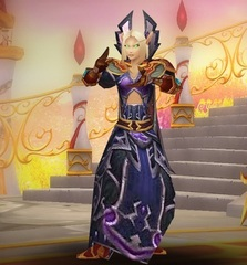 Cheap WoW Accounts Level 85 Female Blood Elf Mage