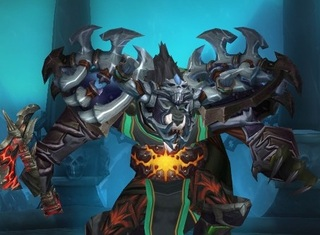 Buying WoW Account Level 85 Male Worgen Death Knight