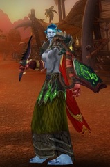Cheap WoW Accounts Level 85 Female Troll Shaman