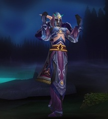 Cheap WoW Accounts Level 85 Female Night Elf Mage